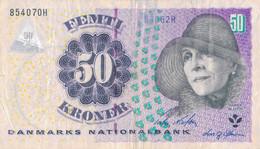 K26 - DANEMARK - Billet De 50 KRONER - Année 1997 - Danemark