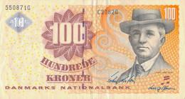 K26 - DANEMARK - Billet De 100 KRONER - Année 1997 - Danemark