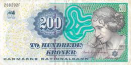 K26 - DANEMARK - Billet De 200 KRONER - Année 1997 - Danemark