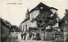87. HAUTE-VIENNE - LA PORCHERIE. L'Eglise. - Other Municipalities