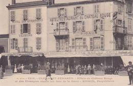 Clermont Ferrand Hôtel Du Château Rouge Face à La Gare - Clermont Ferrand