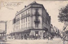 Clermont Ferrand Hôtel Du Midi E.Nicolas Propriétaire - Clermont Ferrand