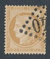 EB-342: FRANCE: Lot Avec CERES  N°36 Obl  B/TB - 1870 Assedio Di Parigi