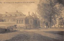 Huy - Le Couvent Et La Chapelle De N-D De La Sarthe - Huy