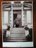 02 AISNE CHEZY Sur MARNE Photo Originale De 1886 Du Pavillon De Mr Doué - Anciennes (Av. 1900)