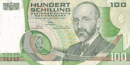 K26 - AUTRICHE - Billet De 100 SCHILLING - Année 1984 - Eugen Bohm-Bawerk - Autriche