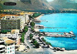 ► POLLENSA PUERTO    Mallorca (Spain)   PISCINE (Swiming-Pool) - Mallorca
