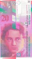K26 - SUISSE - Billet De 20 Francs - Arthur Honegger - Switzerland