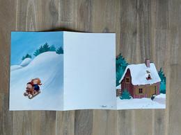 Nieuwjaarsbrief - SAMMY (Verstraeten) / BERG 1994 (15 X 22 Cm.) - Other