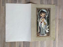 Nieuwjaarsbrief - BRUNO VERSTRAETEN / PERK 1970 (19.5 X 29 Cm.) - Other