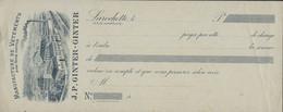 Luxembourg - Luxemburg - Larochette -  Chèque - Schecks  Und Reiseschecks