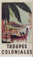 Vieux Papier Troupes Coloniales - Non Classificati