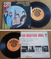 """RARE French EP 45t RPM BIEM (7"""") THE BEATLES (Lang, 1965) - Rock"""