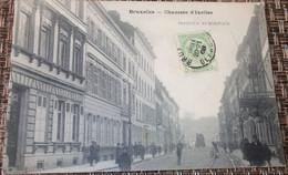 Bruxelles : Chaussée D'Ixelles - Avenues, Boulevards