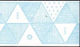 NIEDERLANDE  Markenheftchen 40, Postfrisch **, Sommermarken Zugunsten Soz. Und Kult. Fürsorge: Historische Schiffe 1989 - Postzegelboekjes En Roltandingzegels