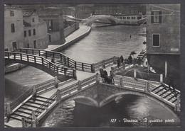 120542/ VENEZIA, I Quattro Ponti - Venezia (Venice)