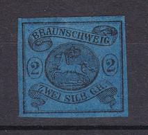 Braunschweig - 1853 - Michel Nr. 7 ND - Ungebr. - Brunswick