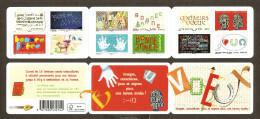 2012 Carnet Adhésif -  Meilleurs Voeux -N° BC 763 - NEUF - LUXE ** NON Plié - Commemorrativi