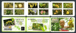 2012 Carnet Adhésif - FLORE FRUITS De France Et Du Monde -N° BC 686 - NEUF - LUXE ** NON Plié - Gedenkmarken