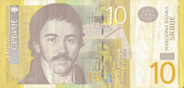K28 - SERBIE  - Billet De 10 DINAR - Année 2006 - Serbia