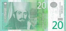 K28 - SERBIE  - Billet De 20 DINAR - Année 2006 - Serbia