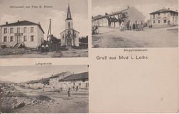 LEMUD - 3 VUES - RESTAURANT E. SIMON - Sonstige Gemeinden