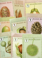De 10 Kaarten Van De Uitgifte Herfstige Boomvruchten Van De Bpost (Marijke Meersman) - Unclassified