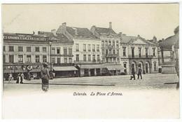 OSTENDE - La Place D' Armes - Oostende