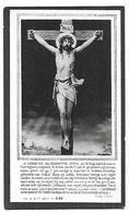 Martha Cornelia Wolters Van Der Wey, Antwerpen 1909 - Antwerpen 1930 - Avvisi Di Necrologio