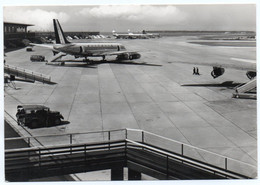 ROMA FIUMICINO - AEROPORTO INTERCONTINENTALE LEONARDO DA VINCI / AIRPORT / AEROPORT / FLUGHAFEN / ALITALIA AIRPLANE - Aerodromes