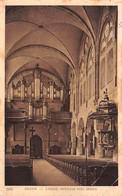 ERSTEIN-67-Bas-Rhin-Intérieur De L'Eglise-ORGUES-ORGUE-ORGEL-ORGAN-INSTRUMENT-MUSIQUE-VOIR ETAT PLIS - Altri Comuni