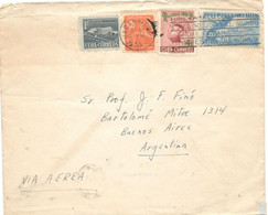 Cuba 1955, Airmail Sent From Havana On 02/28/1955 To Buenos Aires - Covers & Documents