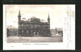 AK Frameries, L`Hotel Communal - Frameries