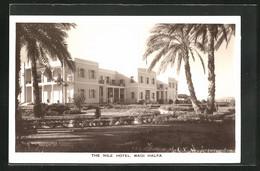 CPA Wadi Halfa, The Nile Hotel - Zonder Classificatie