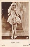 CINEMA - ACTRICES - NANCY CAROLL - Acteurs