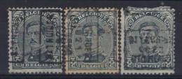 Koning Albert I Nr. 183 Voorafgestempeld Nr. 2747  A + B + C   ST. TRUIDEN 1921 ST. TROND ; Staat Zie Scan ! - Roller Precancels 1920-29