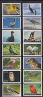 Belize (2021) - Set -   /   Birds - Aves - Oiseaux - Vogel - Eagles - Aquile & Rapaci Diurni