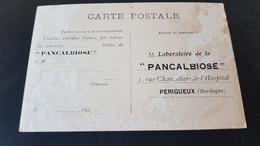 Interlaken - Laboratoire De La Pancalbiose Perigueux Dordogne - Non Classificati