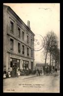 54 - NEUVES-MAISONS - CAFE-RESTAURANT MALJEAN, A. THIRIET SUCC. - Neuves Maisons