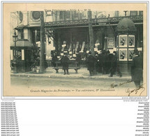 PARIS 09. Grands Magasins Du Printemps Boulevard Haussmann 1904 - District 09