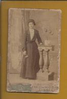 Antiga Fotografia Real De Maria Campos, Lisboa. Old Photograph Maria Campos. Altes Foto Von Maria Campos. Oude Foto - Altri Fotografi