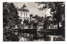43861-ZE-28-CHATEAUDUN-Les Bords Du Loir Près Du Château - Chateaudun