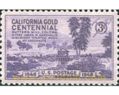 Ref. 310902 * MNH * - UNITED STATES. 1948. CALIFORNIA CENTENARY . CENTENARIO DE CALIFORNIA - Unused Stamps
