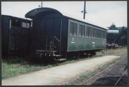 Photo Format CPSM -  Suisse - Voiture Plateforme 2 E Cl Du Rh B. - Voir 2 Scans - Treinen