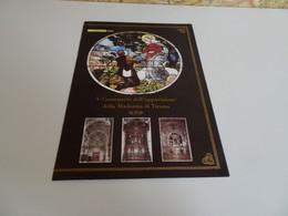 Italien Folder Michel 2999 Marienerscheinung (17945H) - 2001-10: Ungebraucht