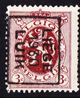 Luik  1930  Nr. 5705B - Roller Precancels 1930-..