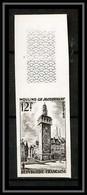 France N°1025 Tour De L'Horloge Jacquemart De Moulins Allier Non Dentelé ** MNH (Imperf) - Ongetand