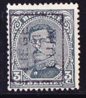 Luik  1921  Nr.  2735A - Roller Precancels 1920-29