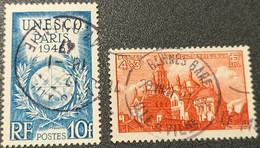 N° 771/774  Avec Oblitération Cachet à Date Centrale De 1947  TTB - Used Stamps