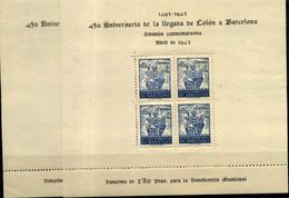 Barcelona Nº 51/52. Año 1943 - Barcelone